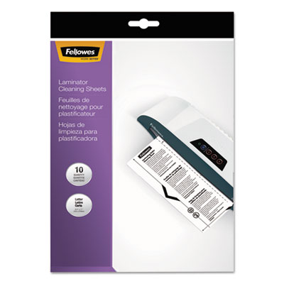 Fellowes Laminator Cleaning Sheets Amazon Com Fellowes