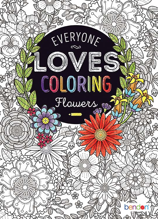 Adult Coloring Books Archives